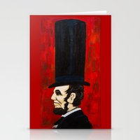 Abraham Lincoln -f Stationery Cards