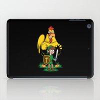 The Legend Of Ernie (dar… iPad Case