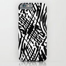 Linocut iPhone 6s Slim Case