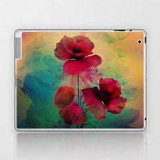 Poppies Laptop & iPad Skin