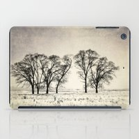 Dark Winter Days iPad Case