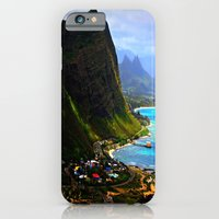 Hanauma Bay iPhone 6 Slim Case