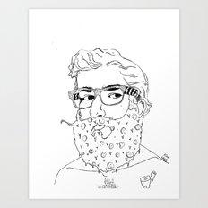 City Slicka Art Print