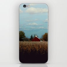 Life on the farm iPhone & iPod Skin