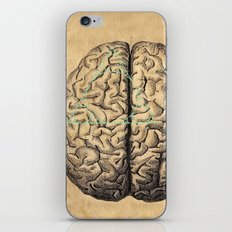strength. iPhone & iPod Skin