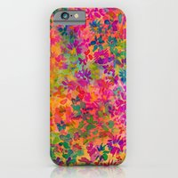 iPhone & iPod Case featuring Flora by Amy Sia