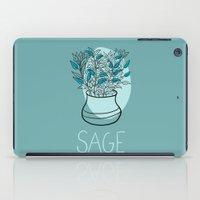 Sage iPad Case