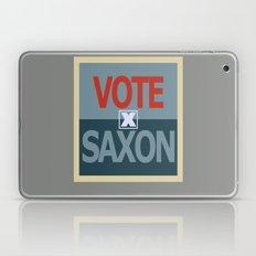 Vote Saxon Laptop & iPad Skin