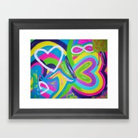 Bright Dreams Framed Art Print