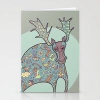 Blue Moose Stationery Cards