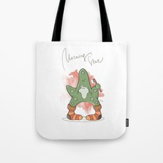morning_star_03 Tote Bag