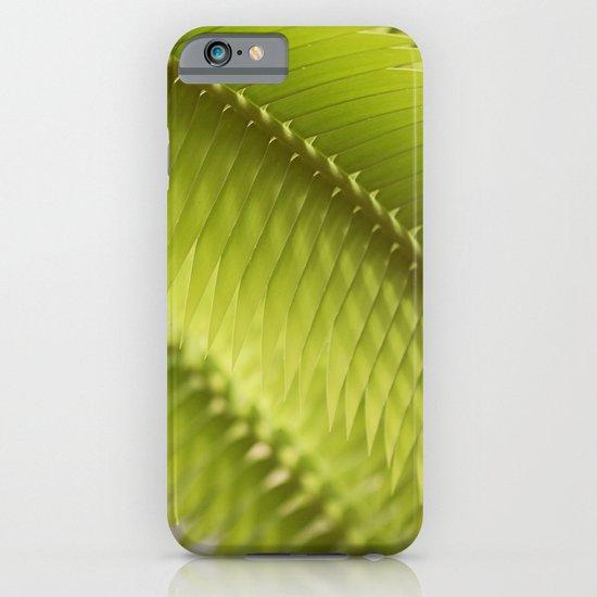 Lemon Grass iPhone & iPod Case