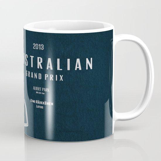 2013 Australian Grand Prix Mug