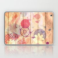 Unhappy Spring Laptop & iPad Skin