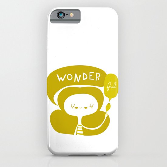Wonder-ful iPhone & iPod Case