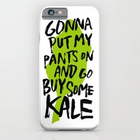 Gonna Put My Pants On An… iPhone 6 Slim Case