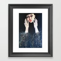 I will make magic Framed Art Print