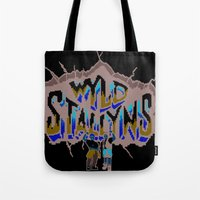 Wyld Stallyns Tote Bag