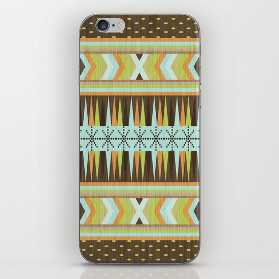 Patternista. iPhone & iPod Skin