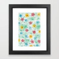 Spring Is Right Here Framed Art Print