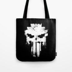 Space Punisher II Tote Bag