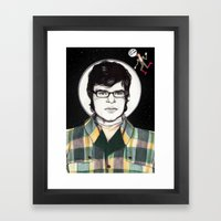 Flight Of The Conchords:… Framed Art Print