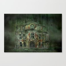 Welcome Home ! Canvas Print