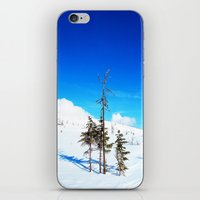 Still winter  (easter in Norway 2013) iPhone & iPod Skin