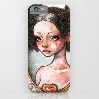 Sweet Ebony iPhone 6 Slim Case