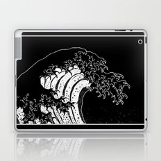 Hokusai, the Great Wave Laptop & iPad Skin