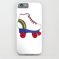 iPhone & iPod Case featuring Diner by HarrietAliceFox