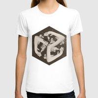 lady gaga T-shirts featuring BOX by Ali GULEC