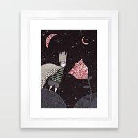 Five Hundred Million Little Bells (2) Framed Art Print
