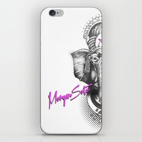 Ganesha iPhone & iPod Skin