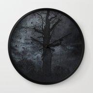 The Dirty Winter Spirit Wall Clock