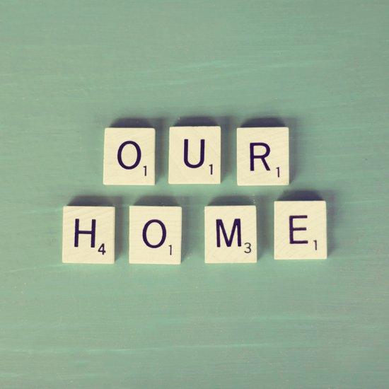 Our Home Art Print