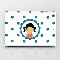 Pigtails iPad Case