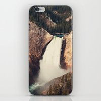 Yellowstone Canyon Water… iPhone & iPod Skin