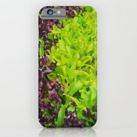 iPhone & iPod Case featuring Green Waves by AZerhusen
