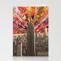 BLOOMING NY Stationery Cards