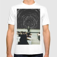 Study Mens Fitted Tee White SMALL