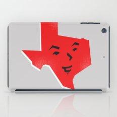 Happy Texas iPad Case