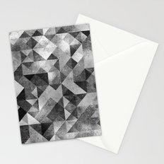 moon matrix Stationery Cards