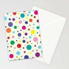 Celebrate | Dancing Polka Dots Stationery Cards