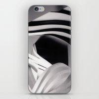Paper Sculpture #4 iPhone & iPod Skin