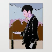 Rainman Canvas Print