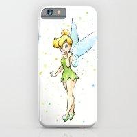 Fairy Watercolor iPhone 6 Slim Case