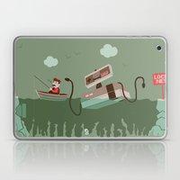 Loch NES V.2 Laptop & iPad Skin