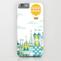 iPhone & iPod Case featuring Small Magic white by Jenny Tiffany