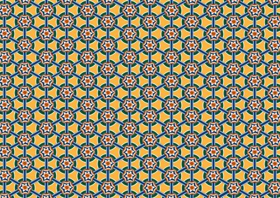 pattern2 Art Print